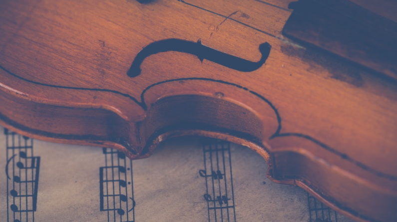 How to Tune Your Violin or Viola
